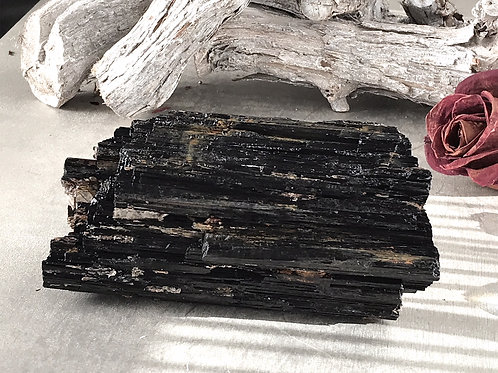 2.99lb raw black tourmaline
