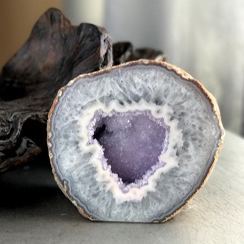agate amethyst geode