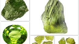August Birthstone | PERIDOT