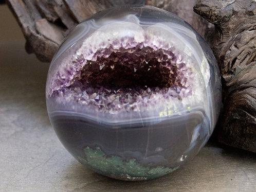 amethyst orb