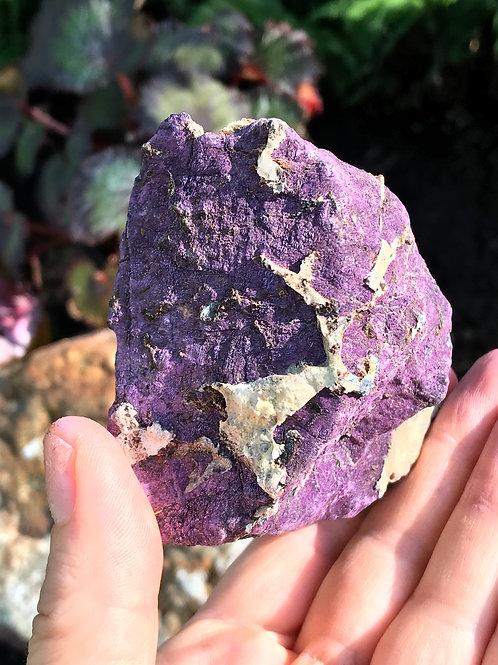 "3""//267g  ◦◦ 0.58 lb◦◦ purpurite"