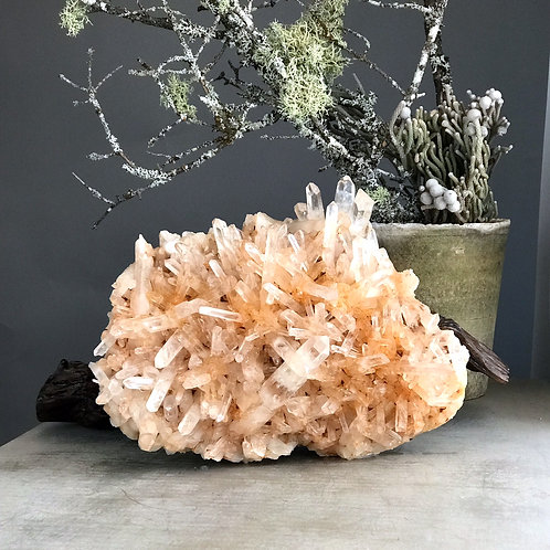 collector piece quartz cluster