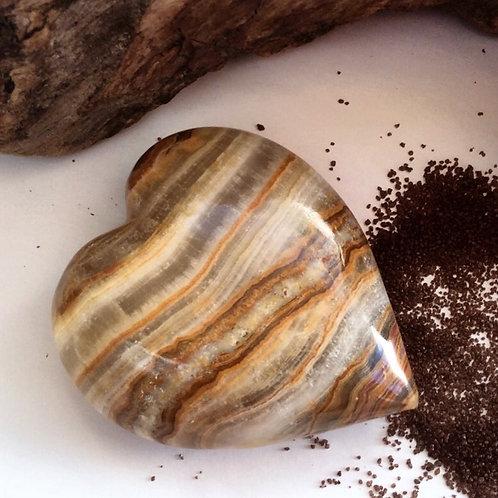 onyx heart