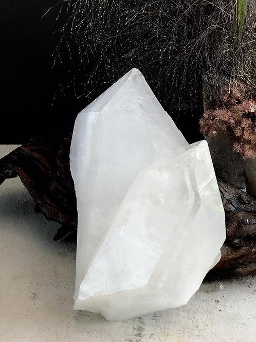 9.90lb quartz cluster