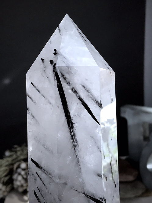 2.42lb tourmaline in quartz