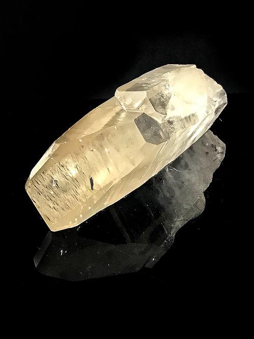 0.49lb lemurian seed quartz crystal