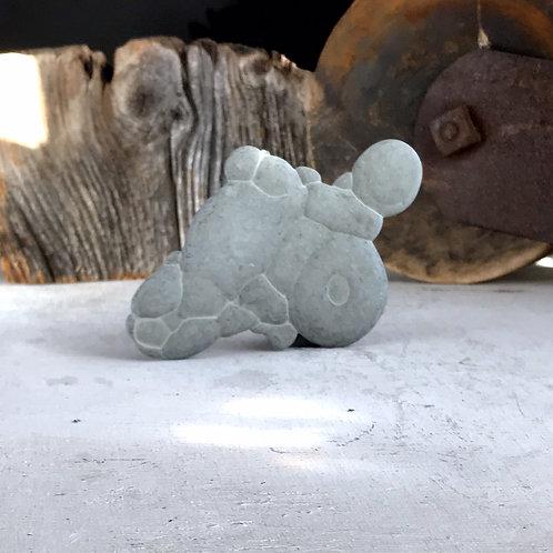 "5"" rare fairy stone"