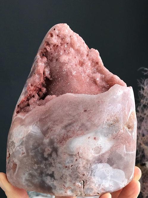 PA 50/1324 ◦◦2.91lb◦◦ pink amethyst druzy