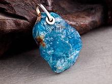 plains of stone - blue fluorite