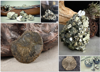 PYRITE   the stone of power