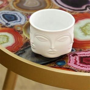 Ceramic Pot Decoration