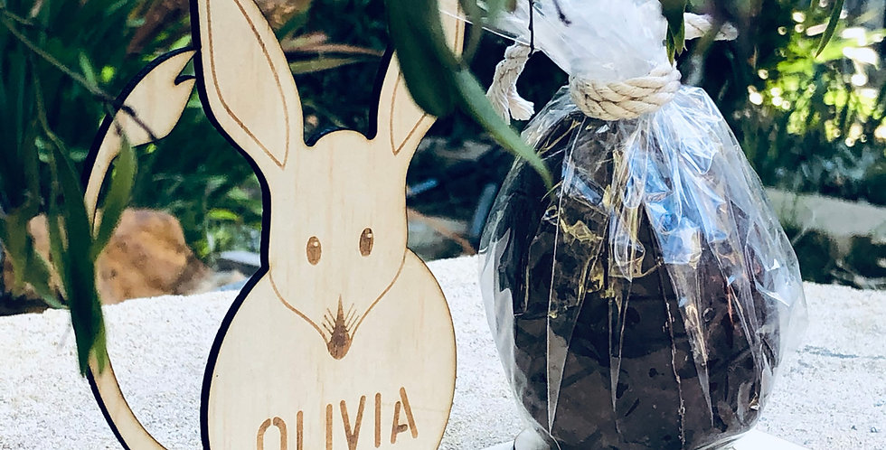 Bilby Easter Egg Display Stand - Customised