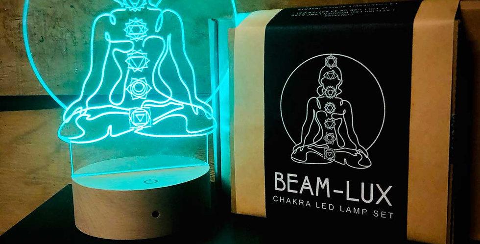Beam-Lux Chakra LED lamp set