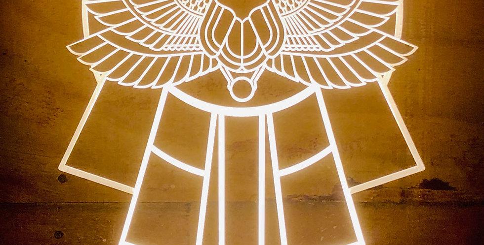 Kephra-Lux LED lamp