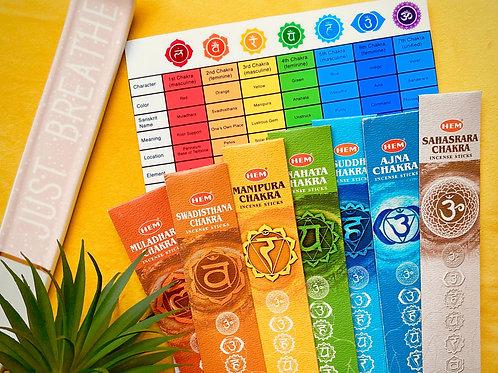 Chakra Healing & Balancing Bundle