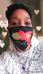 TIGRAY FACE COVERING