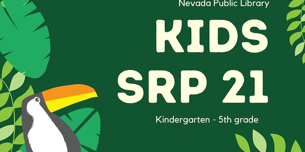 Kids (K-5th) SRP21 Zoom Event: Animal expert/ Veterinarian