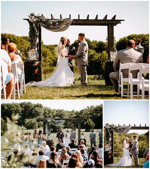 Wedding venues near Topeka, KS
