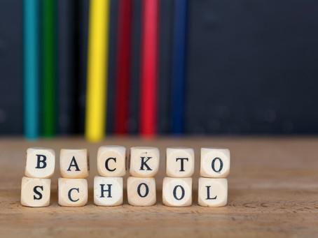 Preschool Time Is Back!