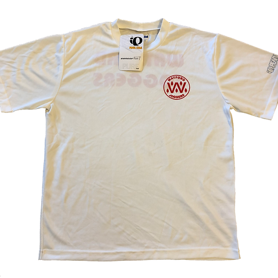 White Pearl Izumi Technical Training T-Shirt
