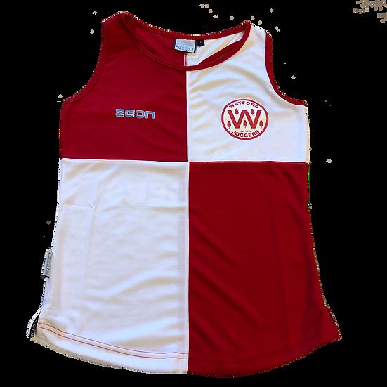 Harlequin  Zeon Ladies running vest