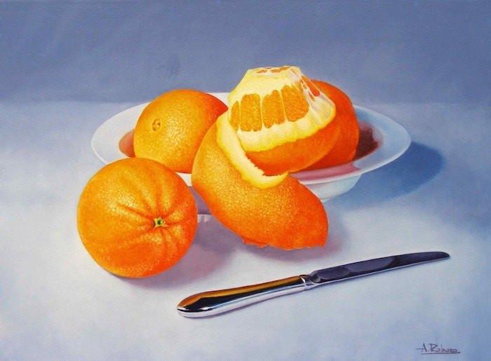 Oranges #5
