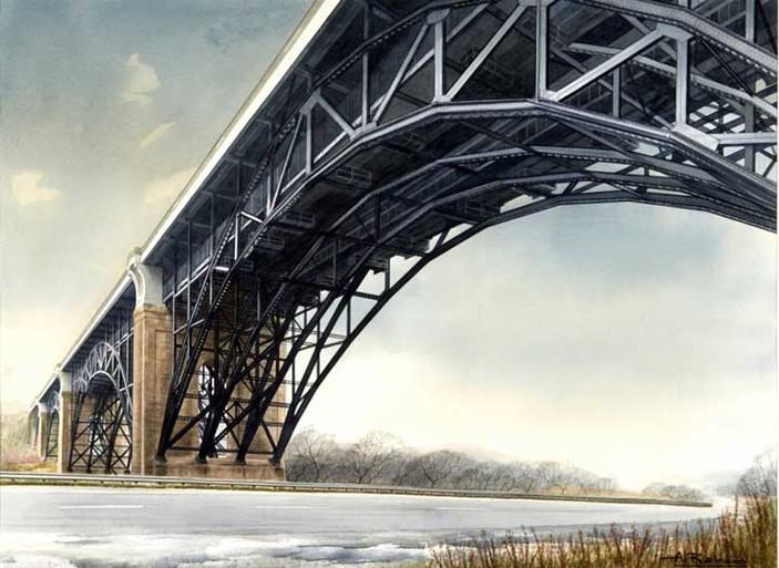 Danforth Bridge