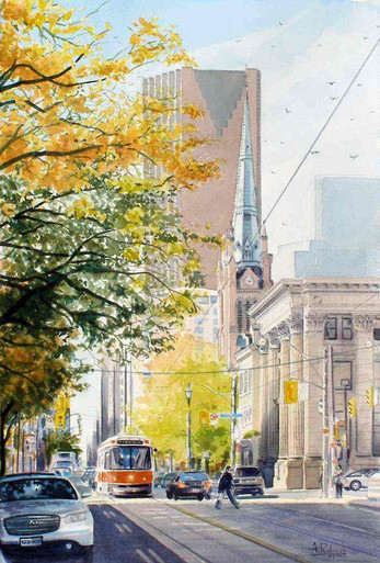 King St at Jarvis 5