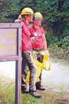 Junior Rangers, Killarney Provincial Park