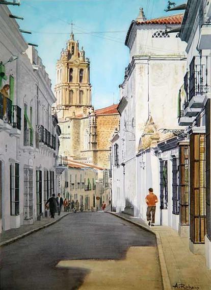 Almendralejo, Extremadura, Spain