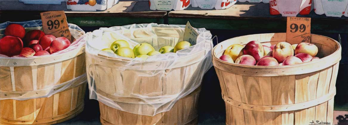 Apples at 99 cents