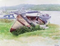 Old Boat Killarney