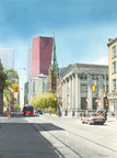 King St at Jarvis 1