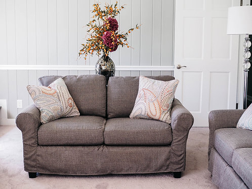 Faith Loveseat Slipcover ONLY
