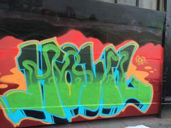 Grafitti Tag
