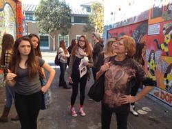 Class in San Francisco