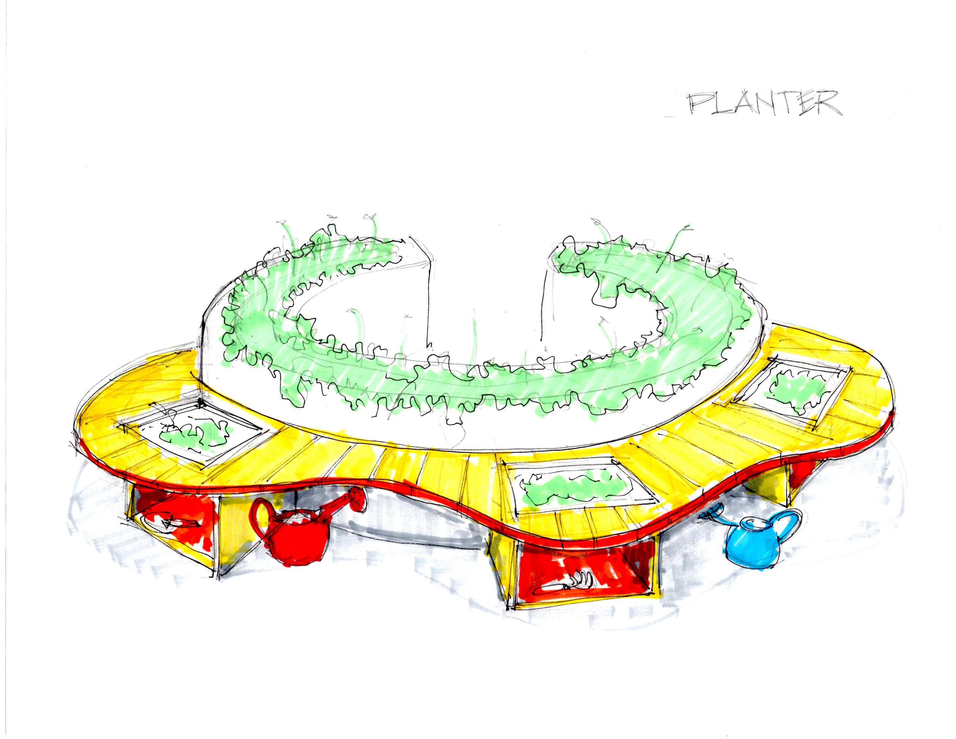 (Grant Study)planter