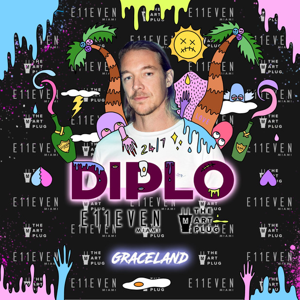 The Art of Nightlife for Diplo