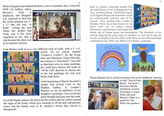 St Andrews Parish Church Magazine July/August 2020 edition