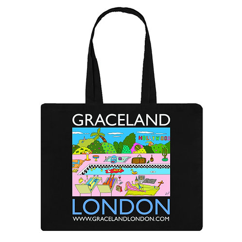 HOLLYWOOD TOTE BAG