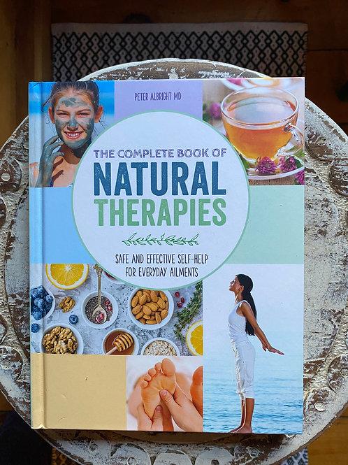 Natural Therapies Book