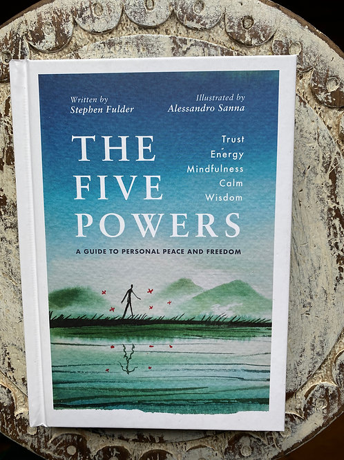 The Five Powers Book
