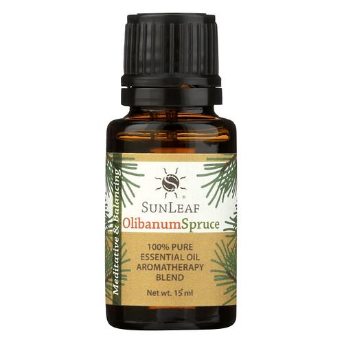 Olibanum & Spruce Essential Oil