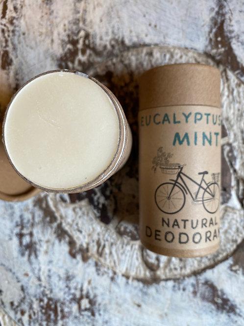 Eucalyptus & Mint Nat'l Deodorant