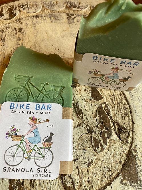 Bike Bar Green Tea + Mint