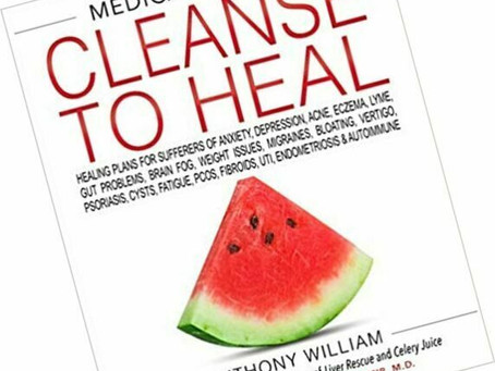 Cleansing to Heal