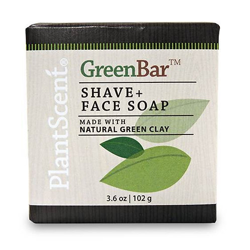 Shave and Face Soap~Plant scent