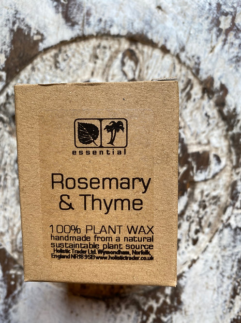 Rosemary & Thyme candle