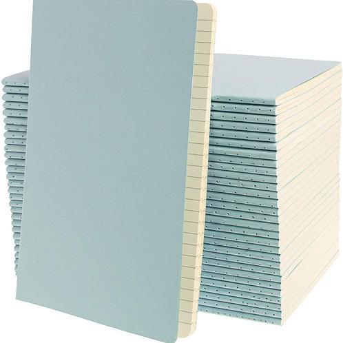 Basic Small Blue Journal