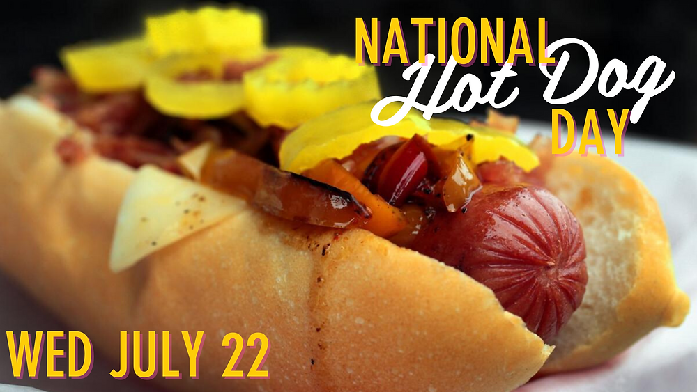 National Hot Dog Day at Steve's Hot Dogs St. Louis July 22 2020